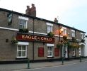 Eagle and Child pub Garstang, Lancashire