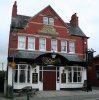 The Crown pub. Garstang High Street. Lancashire
